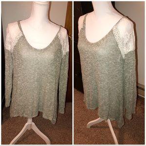 Vanity blouse